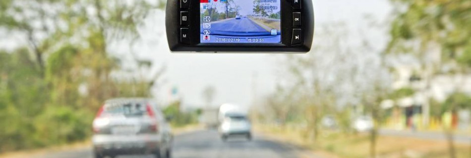 The Lecmall 2.5-inch LCD 270° Whirl Dashboard Cam