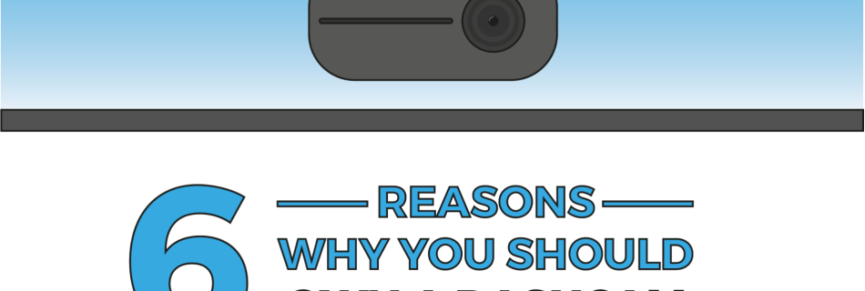 6 Reasons Why You Should Own A Dashcam Infographic
